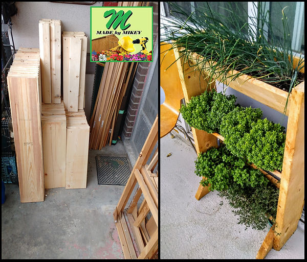 Vertical Garden ad - new inventory avail