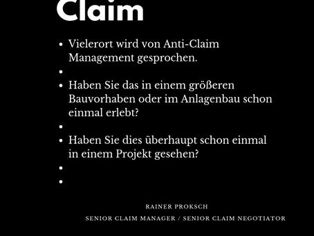Anti Claim Management