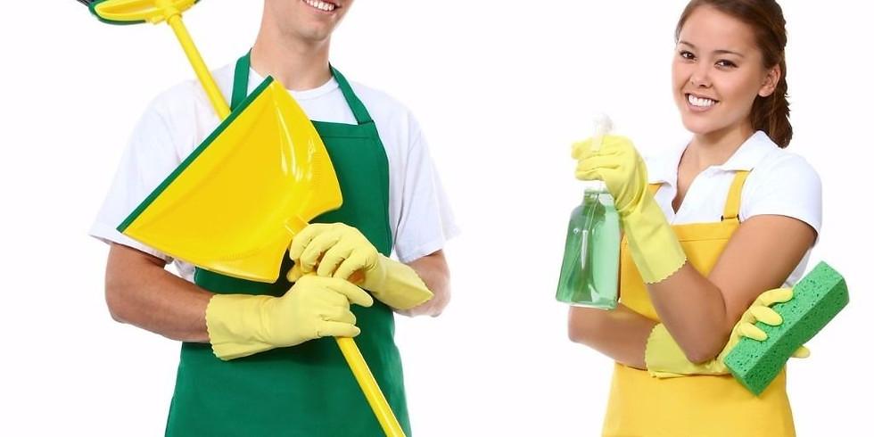 WORKSHOP CLEANER