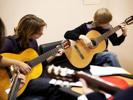 ВНИМАНИЕ! Объявляется дополнительный набор по классу гитары