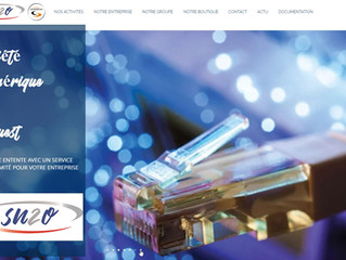 Notre nouveau site internet est en ligne !