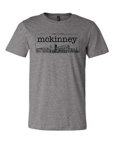 Our Town McKinney - Gray