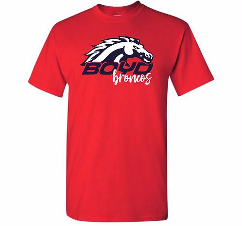 Boyd Broncos T-shirt