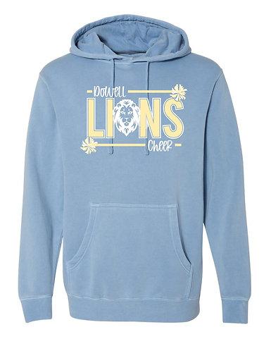 Lions Cheer Hoodie