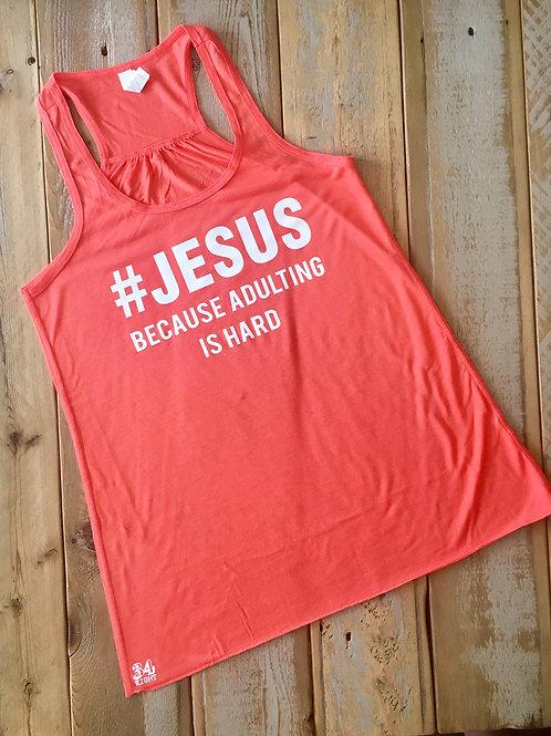 #JESUS Tank