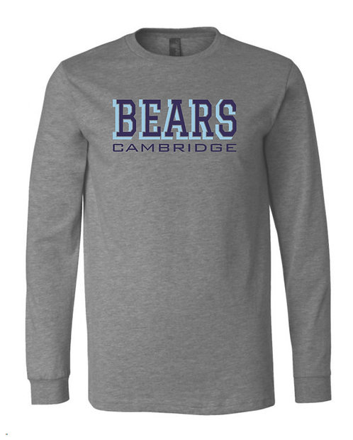 Bears Cambridge Long Sleeve