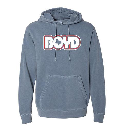 Boyd Texas Hoodie Sweatshirt