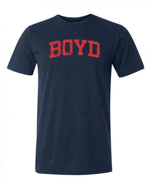 Distressed Boyd