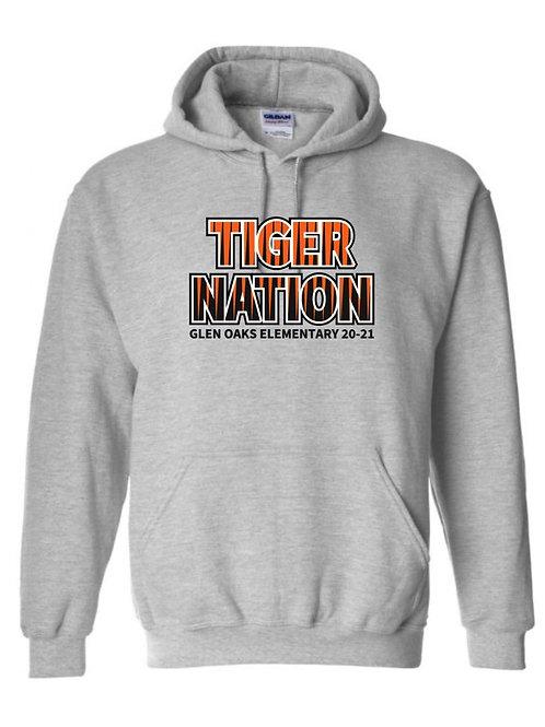 Tiger Nation Hoodie