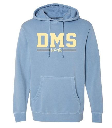 DMS Lions Hoodie