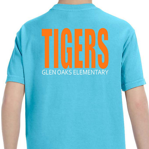 TIGERS (Short and Long Sleeve)