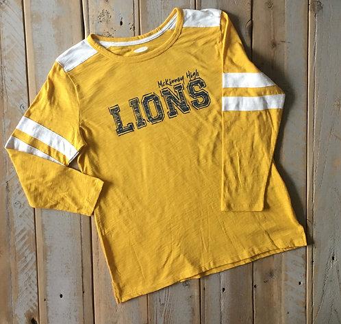 Lions Raglan