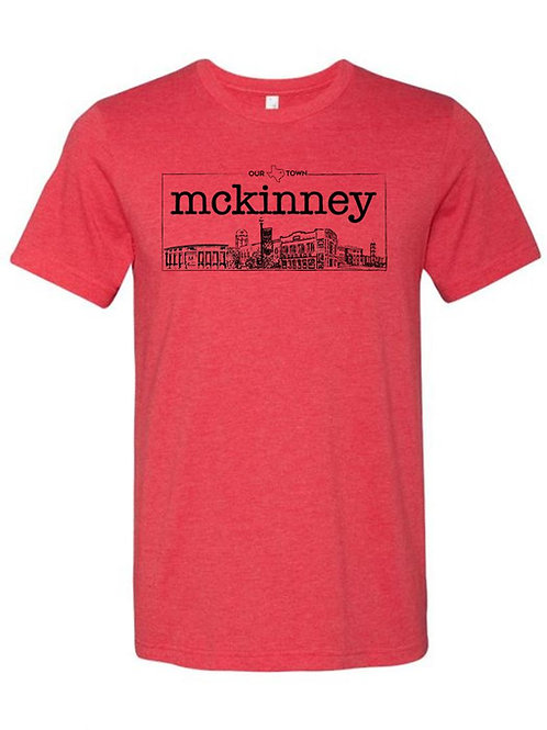 Our Town McKinney - Red