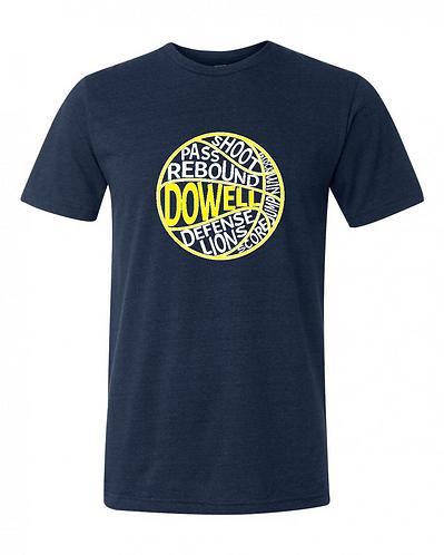 Dowell Basketball (Short Sleeve)