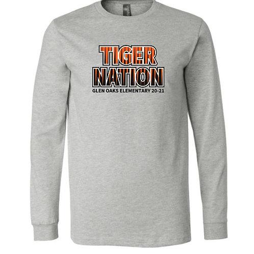 Tiger Nation Long Sleeve