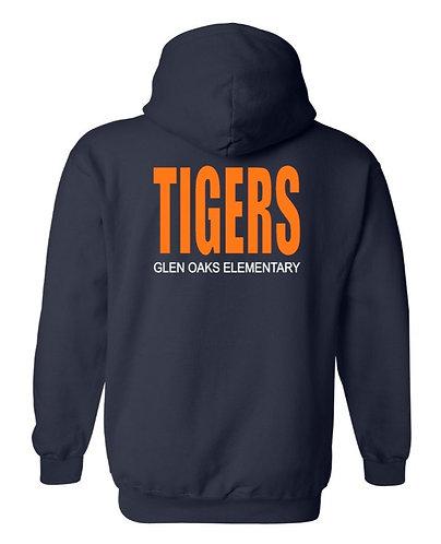 GO TIGERS Hoodie
