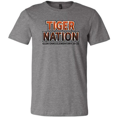 Tiger Nation Short Sleeve