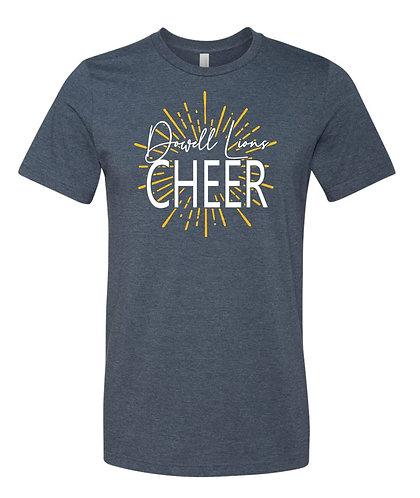 Cheer Burst Short Sleeve
