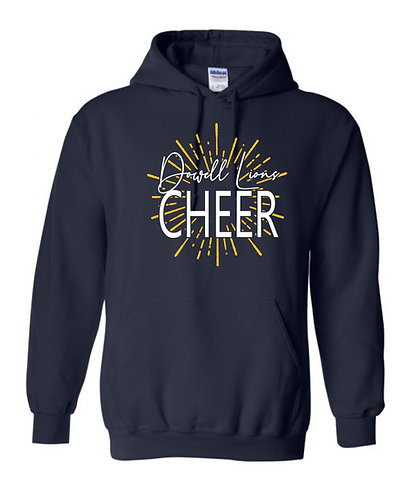 Cheer Burst Hoodie
