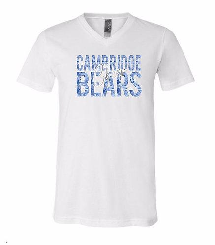 Cambridge Cheer V-Neck