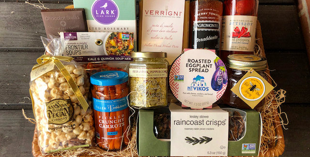 Gourmet Food Basket - Large