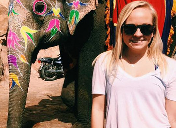 Alpha Xis Overseas: Kenna DeChant