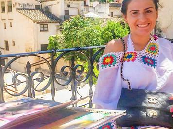 Alpha Xis Overseas: Giovanna McMahon
