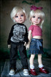 Finn and Fifi~ new sculpt and pre order