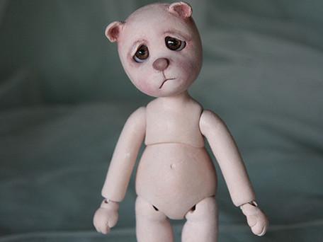 Little Ted ~ work in progress
