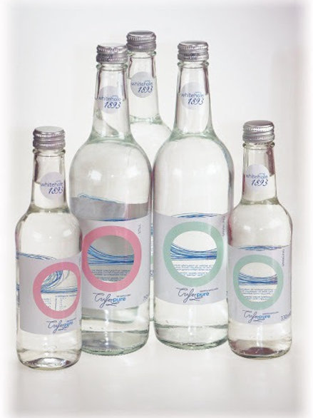 Whitehole Spring water. Sparkling (75cl)