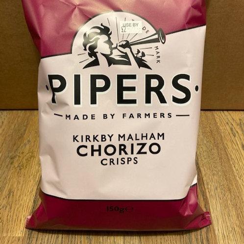 PIPERS CRISPS (Chorizo)