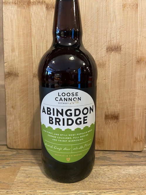 ABINGDON BRIDGE BRITISH CRAFTS ALE