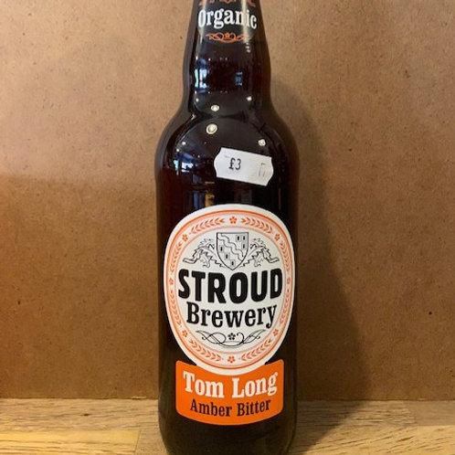 ORGANIC AMBER BITTER (Stroud Brewery)