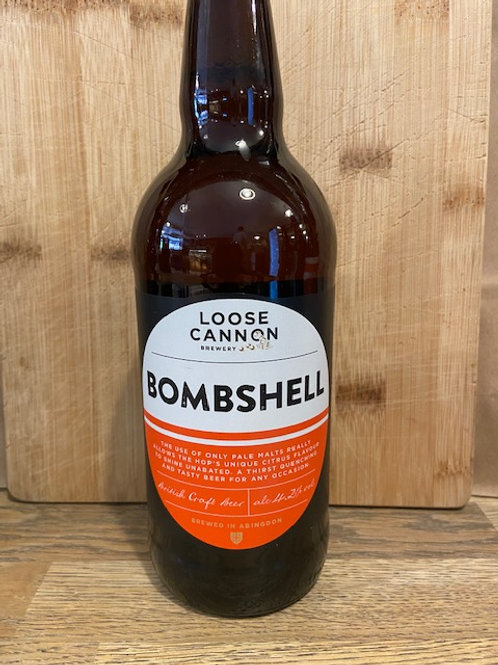 BOMBSHELL BRITISH CRAFT BEER
