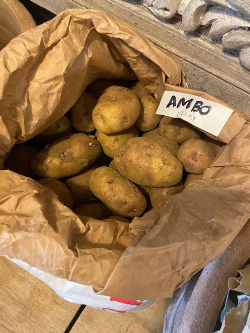 AMBO POTATOES U.K. dirty (per kilo)