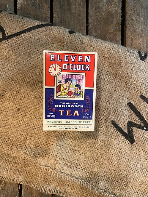 ELEVEN O'CLOCK - ROOIBOSCH TEA