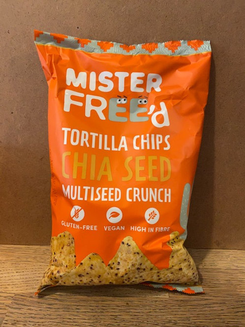 TORTILLA CHIPS (Chia Seed & Multiseed Crunch)