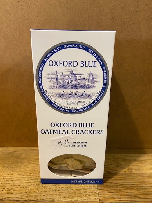 OXFORD BLUE OATMEAL CRACKERS