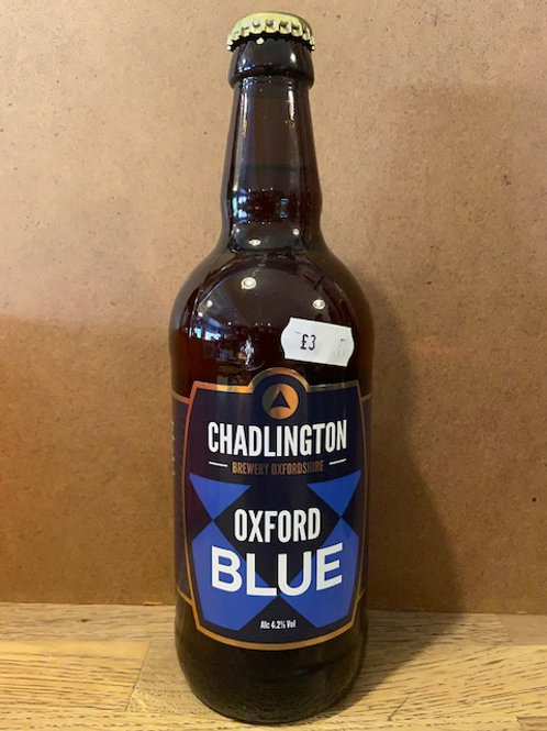 OXFORD BLUE ALE