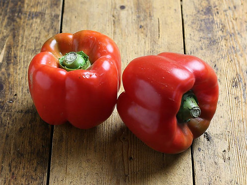 RED PEPPER (per 500g)