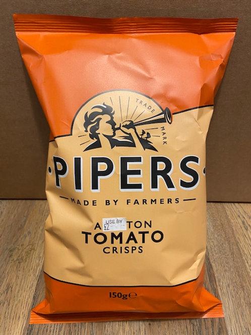 PIPERS CRISPS (Tomato)