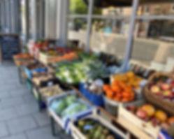Open 9-3pm. Plenty of produce in store!.