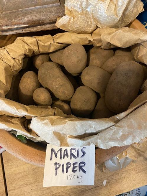 POTATO MARIS PIPER UK dirty (per kilo)