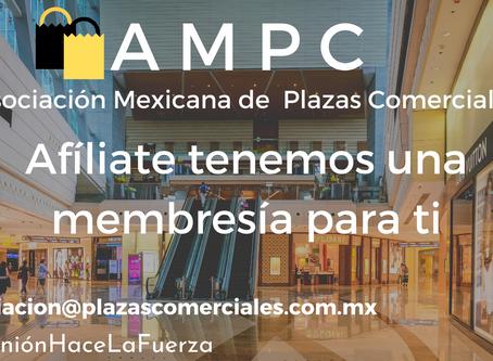 Asociación Mexicana de Plazas Comerciales