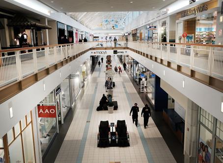 Los Centros Comerciales se Transforman