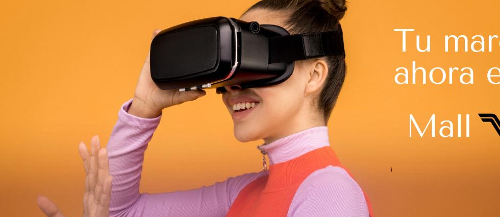 realidad virtual plazas comerciales