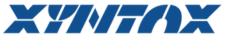 Xyntax Dark Blue Logo
