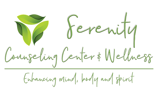 Serenity Counseling Center recreated log