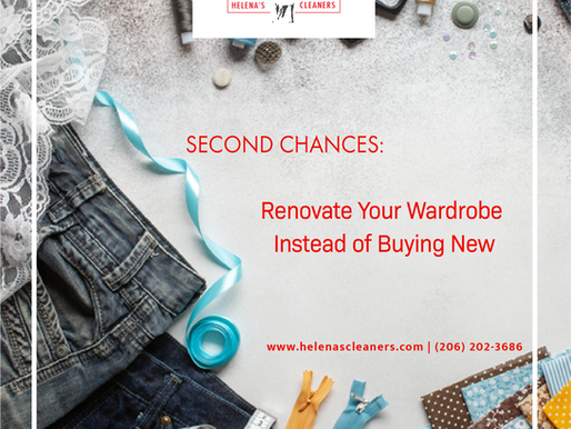 Find Joy in Your Wardrobe, Renovate what you have