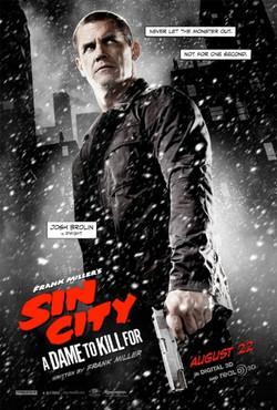 Josh Brolin as Dwight